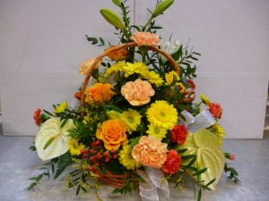 Basket Arrangement BA1