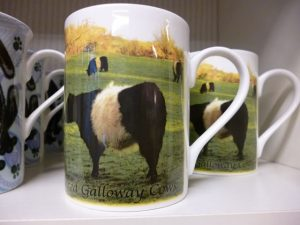 Beltie China Mugs