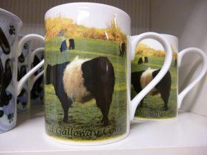 Beltie China Mugs