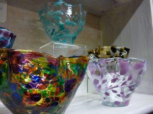 Friendship Glass Bowls