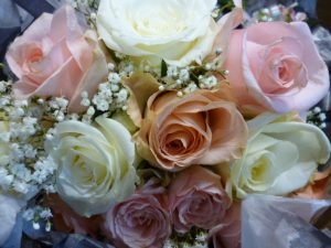 Wedding Posy WP1